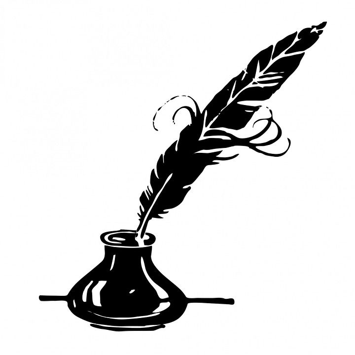 For Writers Keeping Characters Organized Quill And Ink Quill Pen Pen Icon