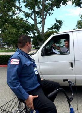 VEHICLE PATROL SECURITY SERVICES LOS ANGELES, CA