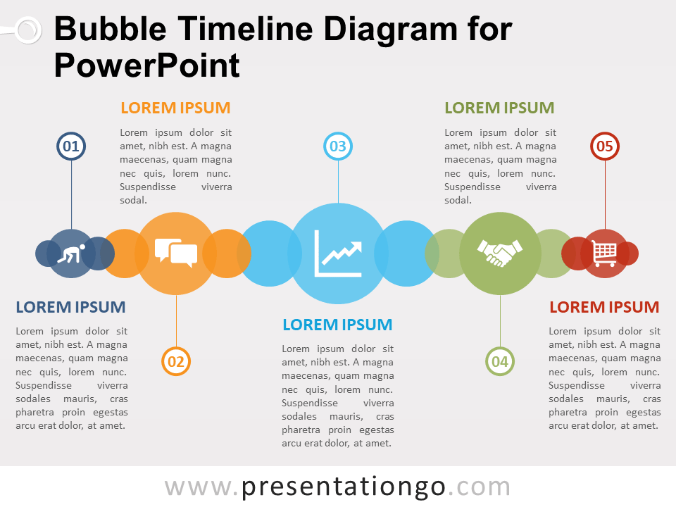 Bubble timeline diagram for powerpoint presentationgo bubble timeline diagram for powerpoint presentationgo ccuart Choice Image