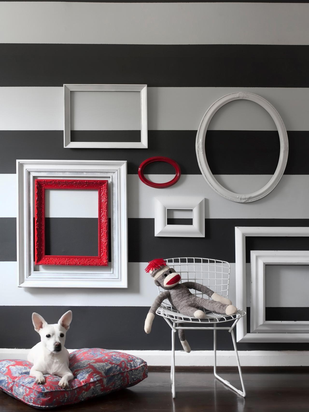 25 Ways To Dress Up Blank Walls