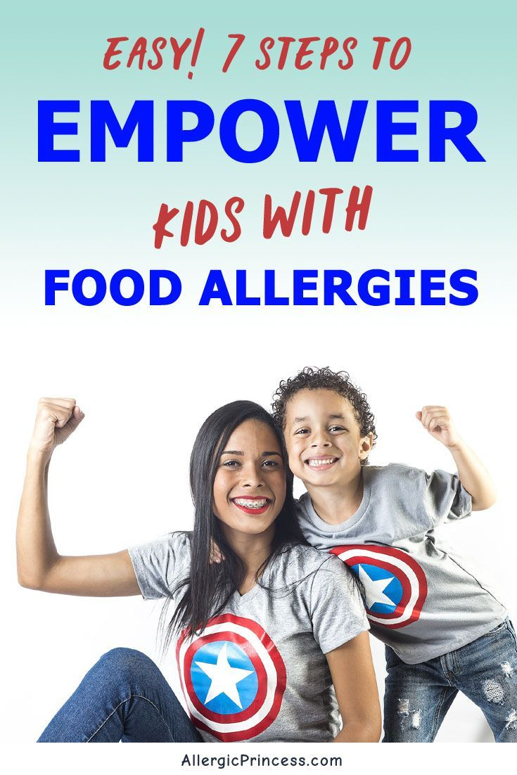 Make safe choices and speak up empower kids with food