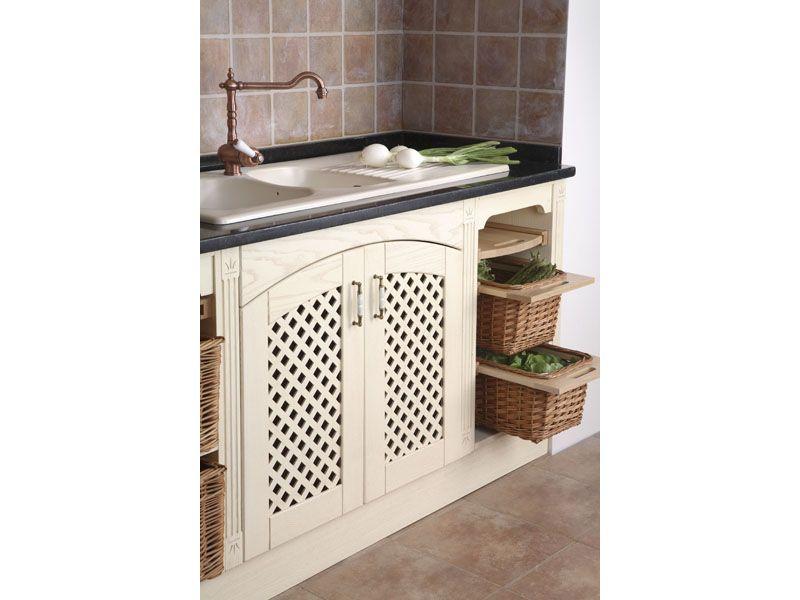 Mueble de cocina de diseño clásico Bajo mesada... me gusta mucho ya estoy harta del mio.