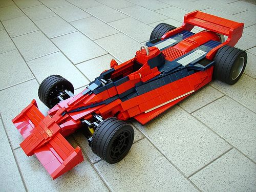 LEGO Brabham BT46B 2009 100 by RoscoPC, via Flickr