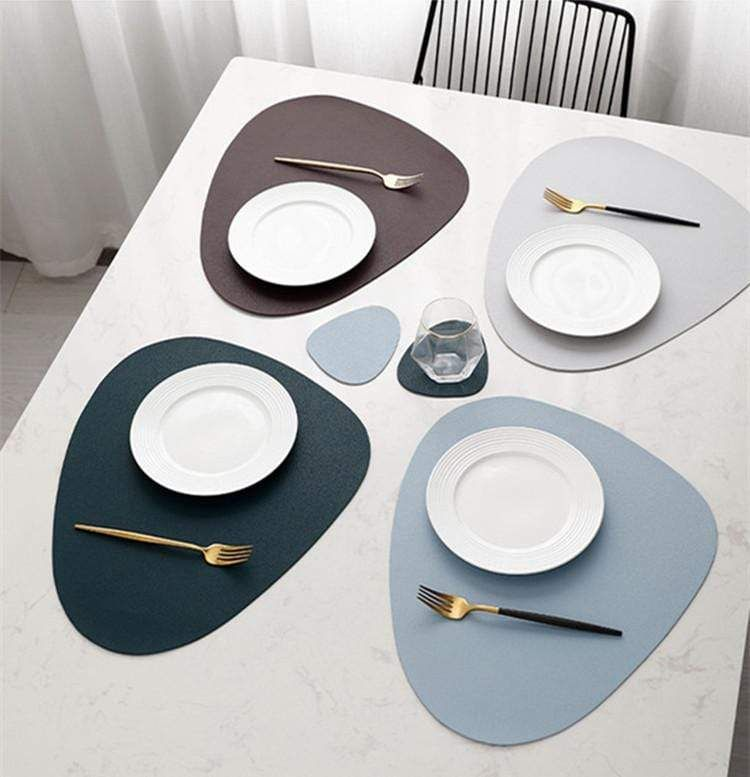 Emilie Designer Placemat Coaster Set By Tilly Tilly Living Table Mats Placemats Table Top Decor