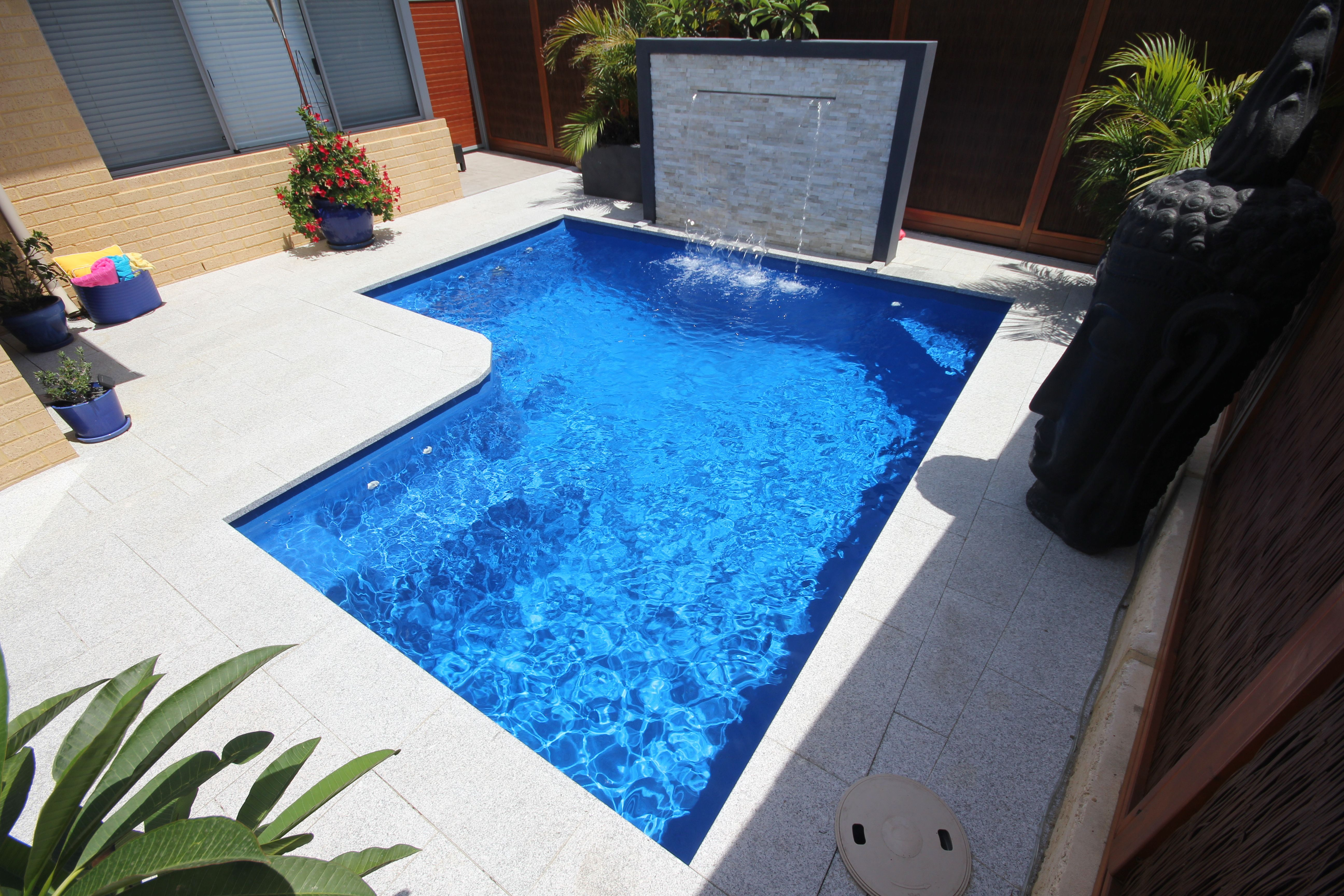 Alfresco - 4.4m x 4.4m, 1.5m constant depth | soph pool | Pinterest ...