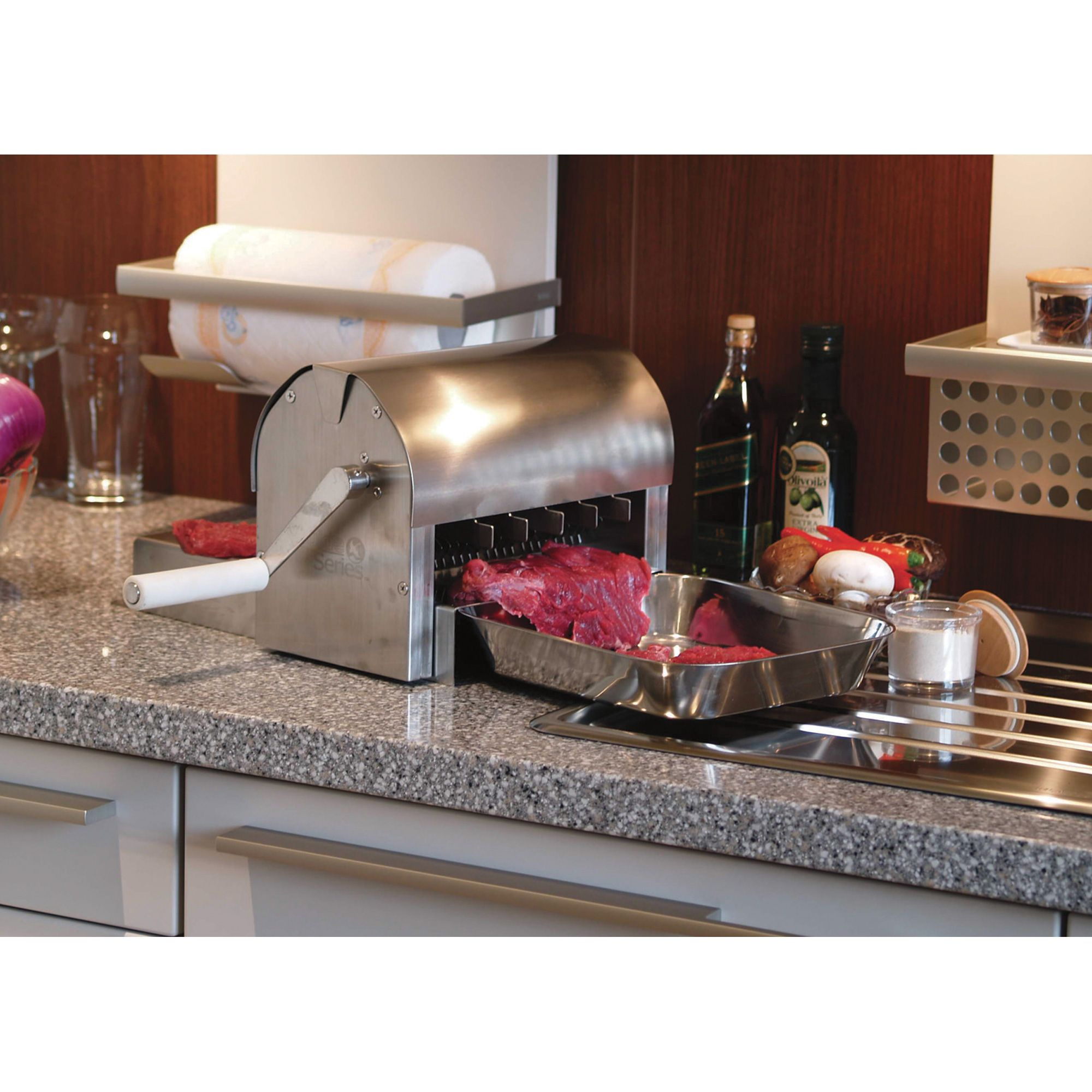 The Wish List Of Luxury Kitchens: Kitchener Deluxe Meat Tenderizer