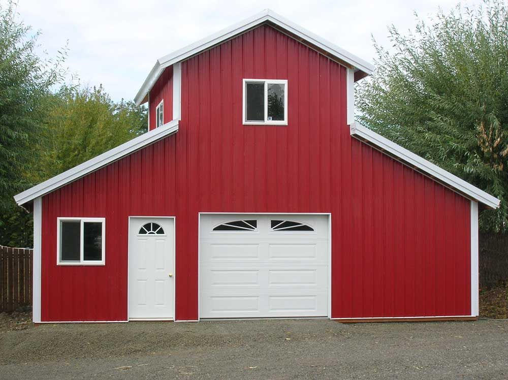 40 x 60 pole barn home designs pole barn plans pole barn for Barn style garage plans for free