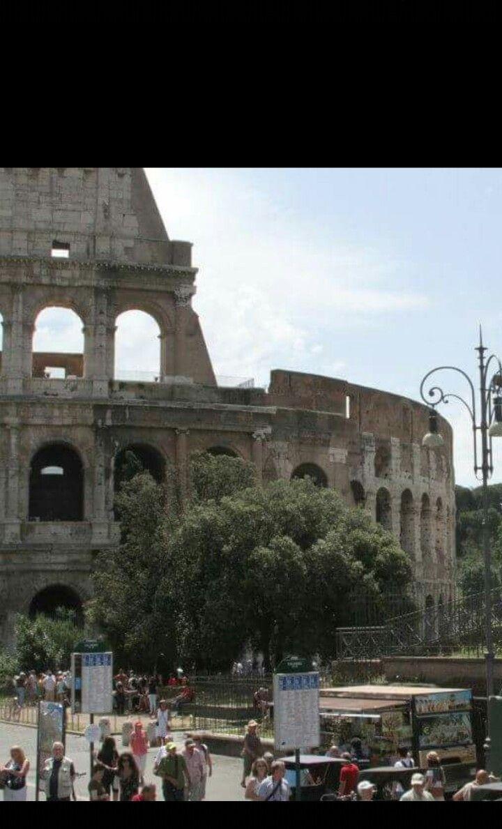 Coliseo Romano Italy Places To Visit Coliseo Romano Romanos