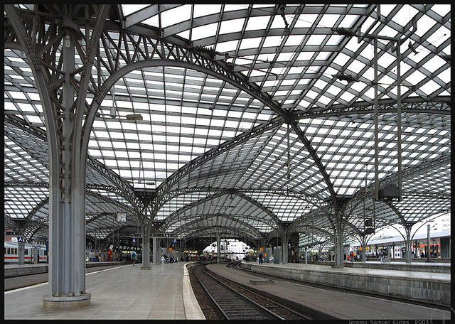 Cologne- Main Train Station No. 3 | Cologne germany, Cologne, Wonders of  the world