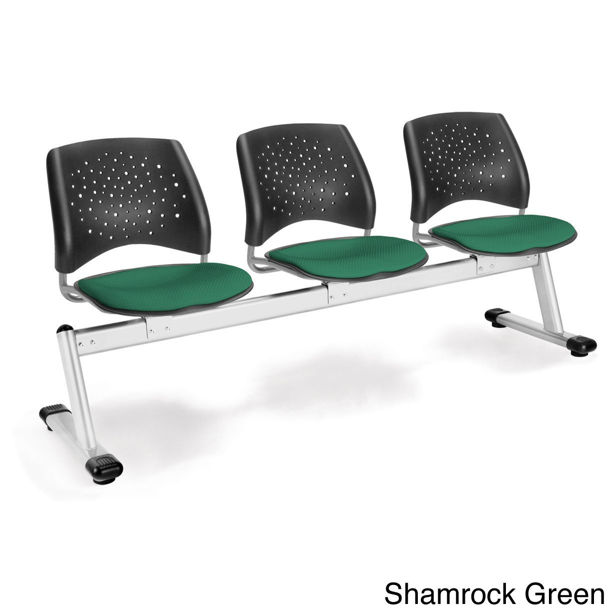 OFM 3 Seat Star Series Beam Seating