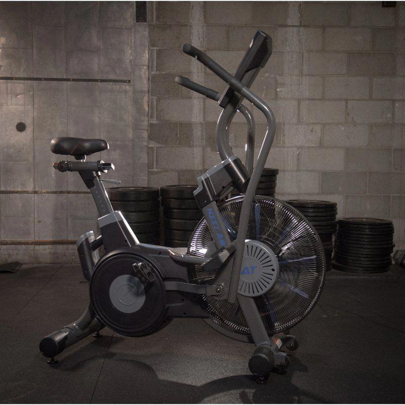 Airtek Upright Exercise Air Bike At 1000b Homeexerciseproducts
