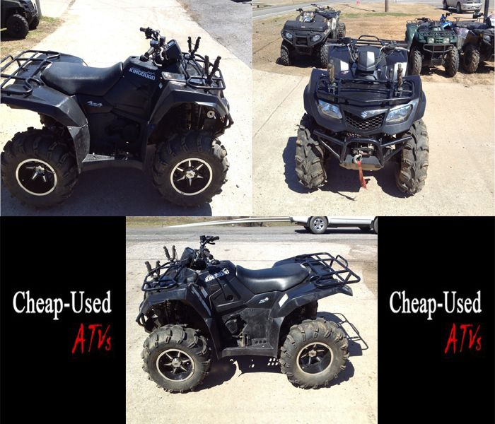 If You Re Staying At Mcalester Ok Usa And Looking For Suzuki Atv Then You Ll Get Cheap Used 2010 Suzuki Kingquad 400fs Four Whe Used Atv Four Wheelers Atv