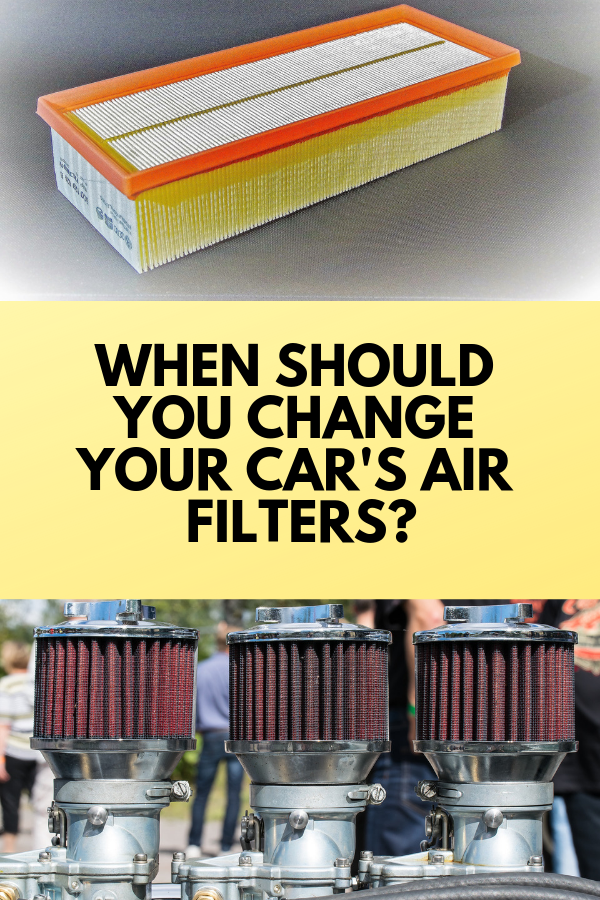 How Often do You Need to Change the Air Filter in Your Car