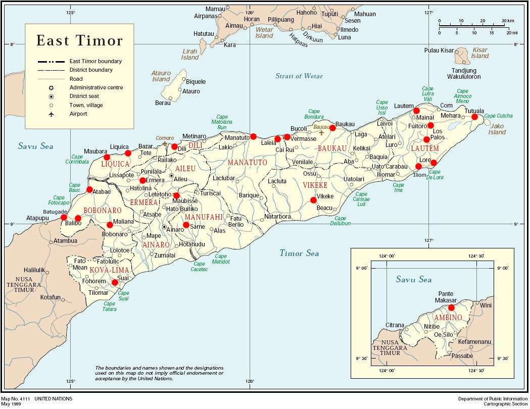 Osttimor 1 Timor Leste Einfuhrung East Timor Timor Timor Leste