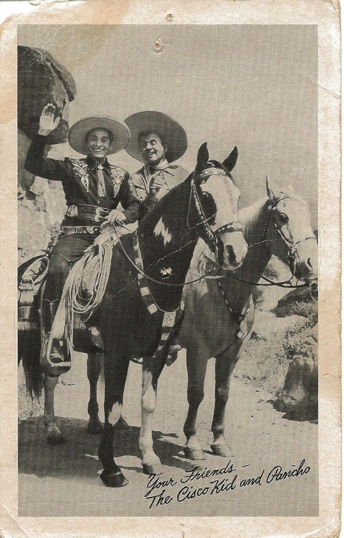 The Cisco Kid And Pancho