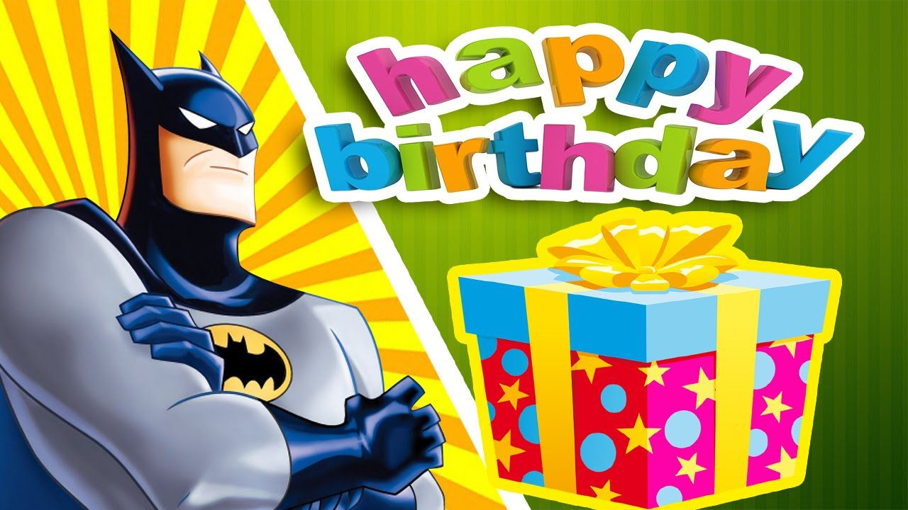 Batman birthday ecards batman birthday cards pinterest batman free batman birthday cards has a unique greeting card collection which includes betty boopcartoonsbirthday and holidays kristyandbryce Image collections