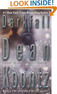 Robot Check Dean Koontz Dean Koontz Books Book Corners