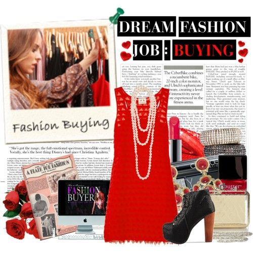 Article about my dream job : Fashion Buying ♡ | ♡ Fidm ...
