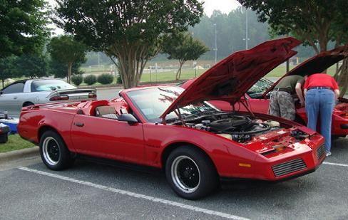 1983 pontiac firebird 1983 trans am autoform convertible. Black Bedroom Furniture Sets. Home Design Ideas