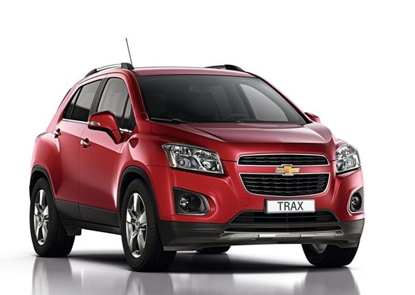 Upcoming Chevrolet Trax India Chevrolet Trax Price New