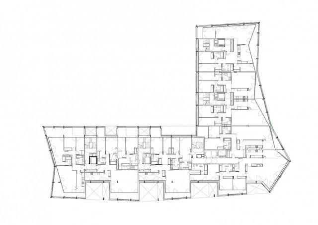 OAB Ferrater | Edificios de Viviendas en la Ria de Bilbao