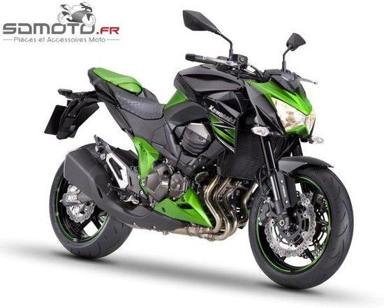 Faire Le Tuning D Une Kawasaki Z800 Pour Ameliorer Encore Son Design Ravageur C