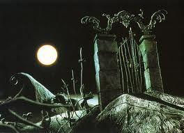 Graveyard christmas wiki and jack skellington graveyard the nightmare before christmas wiki voltagebd Image collections