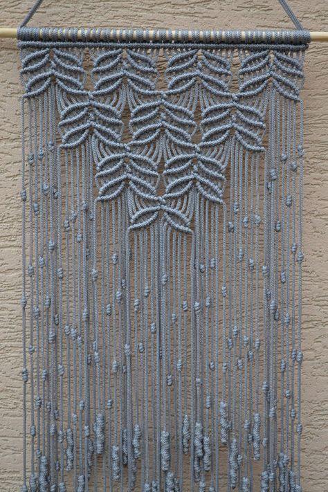 Home Decorative Macrame Wall Hanging B01MU9CDV9 ideas Pinterest - pared de madera