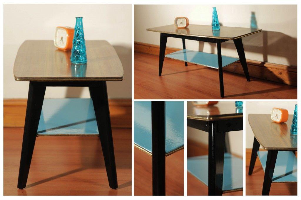 Retro Coffee Table | Kunstant Shop