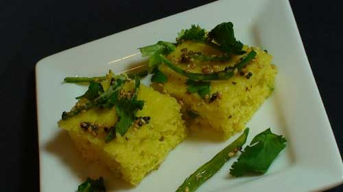 How to make sooji dhokla indian appetizer recipes eggless and how to make sooji dhokla indian appetizer recipes forumfinder Choice Image