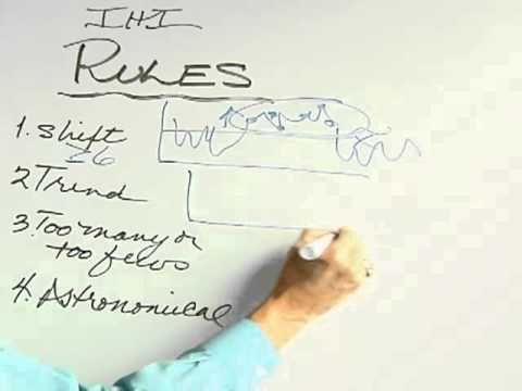 Whiteboard: Run Chart 1