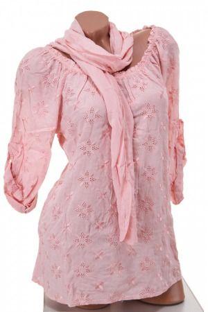 Mode Kleidung Und Accessoires Im Gs Fashion Online Shop Kaufen Bluse Altrosa Tunika