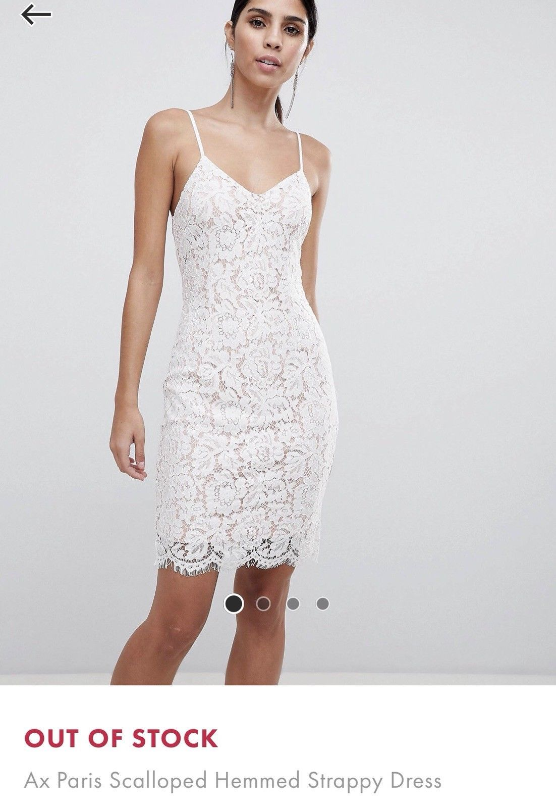40 00 White Lace Spaghetti Strap Bodycon Womens Dress Asos New With Tags Wedding Chic Spaghetti Bodycon Wom Womens Dresses White Lace Spaghetti Strap [ 1600 x 1102 Pixel ]