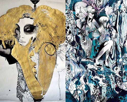 000ac6ccde Naja Conrad Designer and artist who lives and works in Copenhagen
