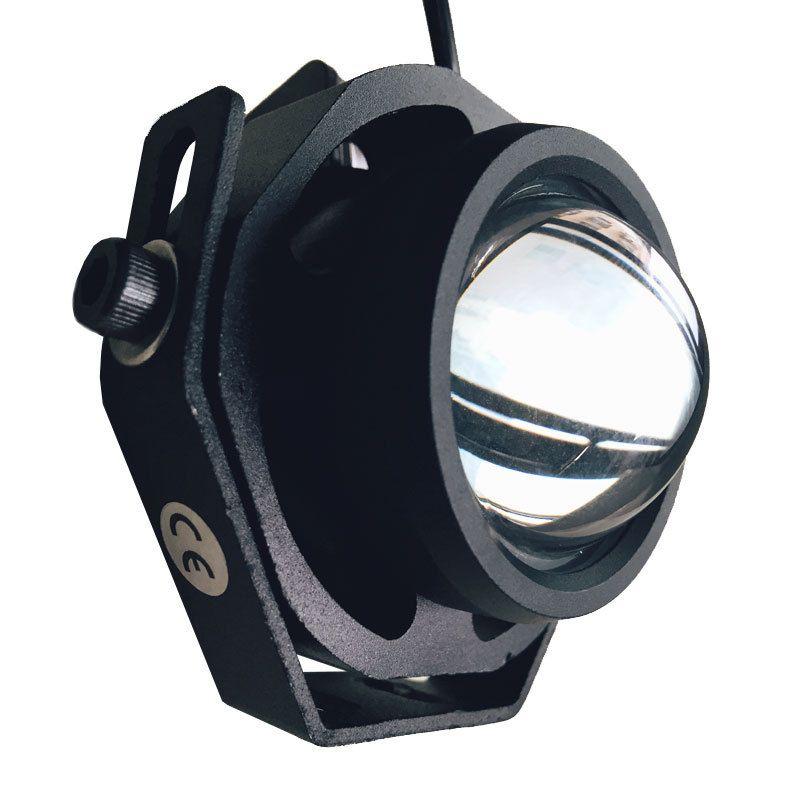 2 PZ Led Auto Lampada Della Nebbia Super Bright 1000LM Impermeabile DRL Eagle Eye Luce Luci Esterne Luci Diurne