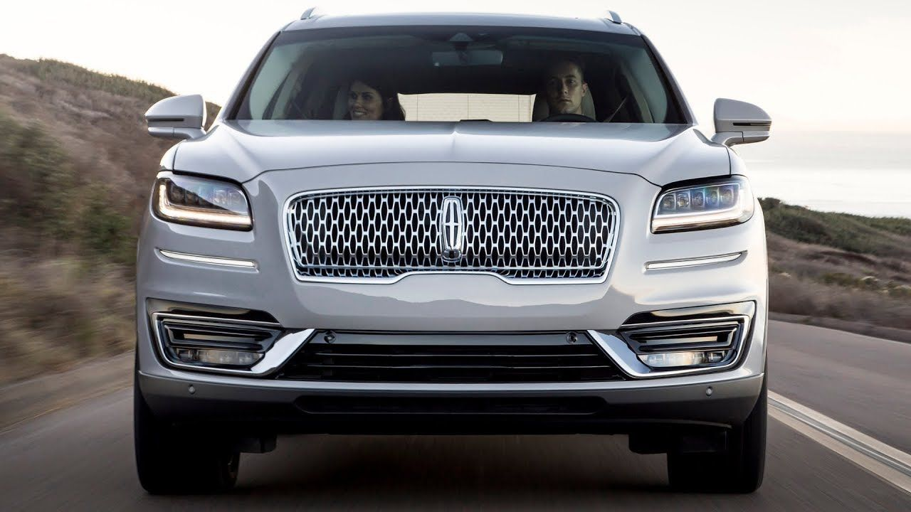 2019 Lincoln Nautilus The New MKX Replacement Lincoln