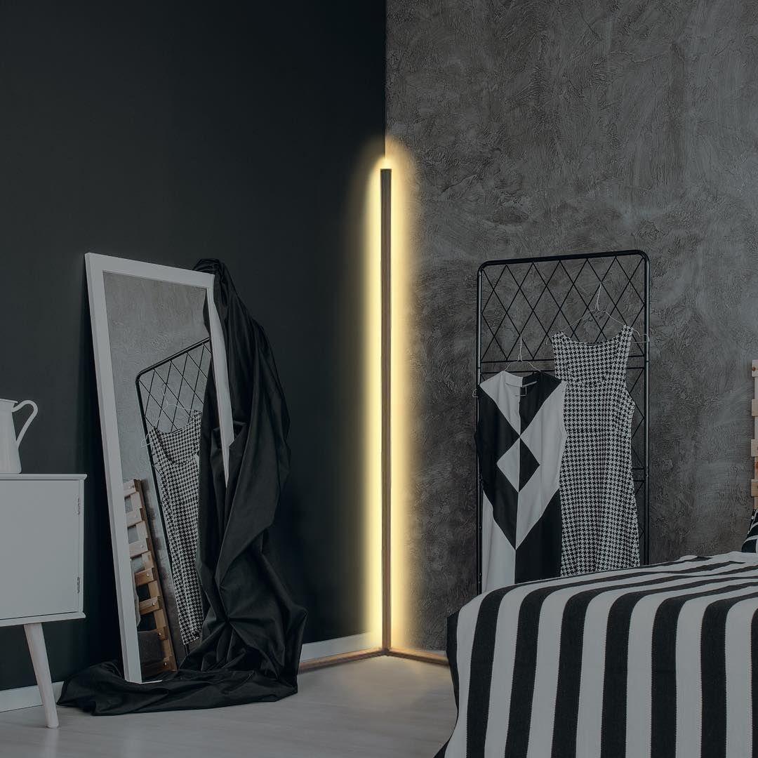 Costa Hype On Instagram Luxury Minimalistic Corner Lighting