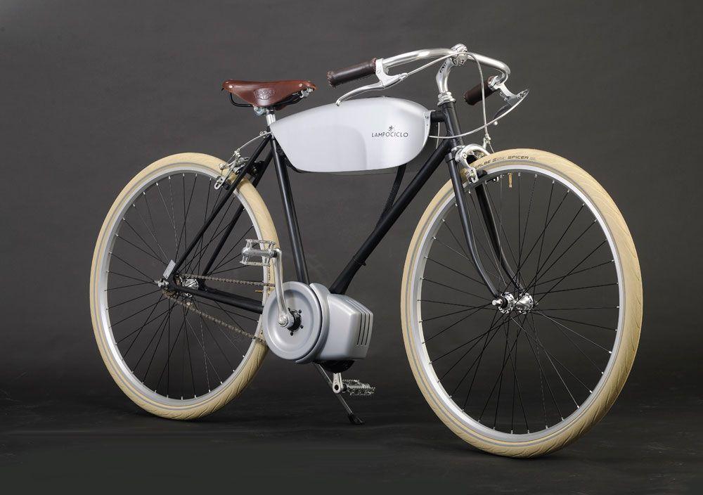 Retro Design Liegt Auch Bei E Bikes Im Trend Die