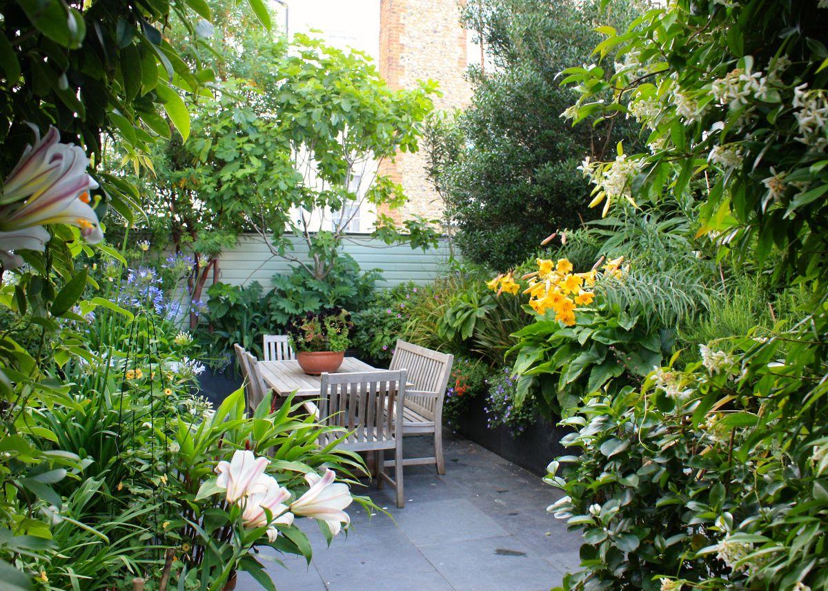 The Watch House Awaits…. | Small courtyard gardens ...