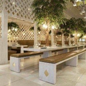 Lovely Nok Nok Thai Eating House In Sydney Design Ideas