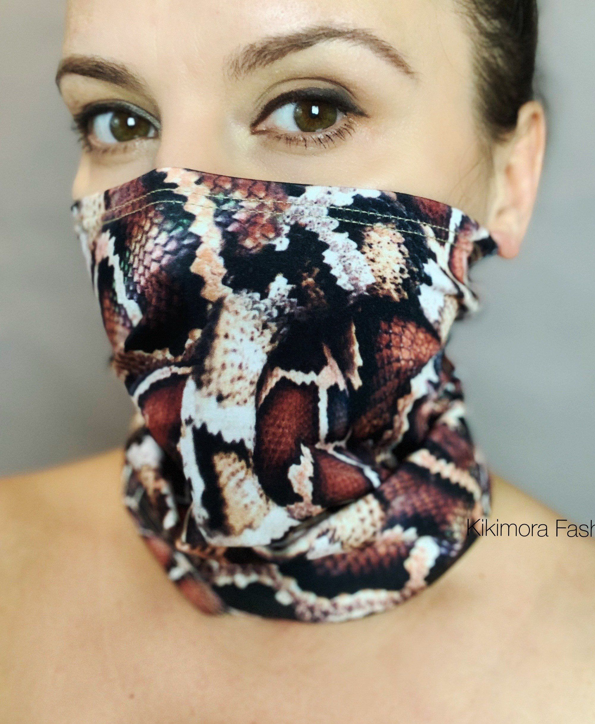 Face shield, headband, fabric bracelet in 2020 Fabric