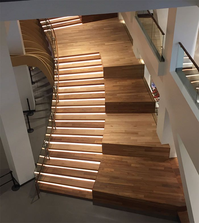 Best Rethinking The Humble Stair Tread 8 Reclaimed Wood Stair 400 x 300