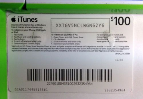 Image result for picture of itunes gift card code | downloads
