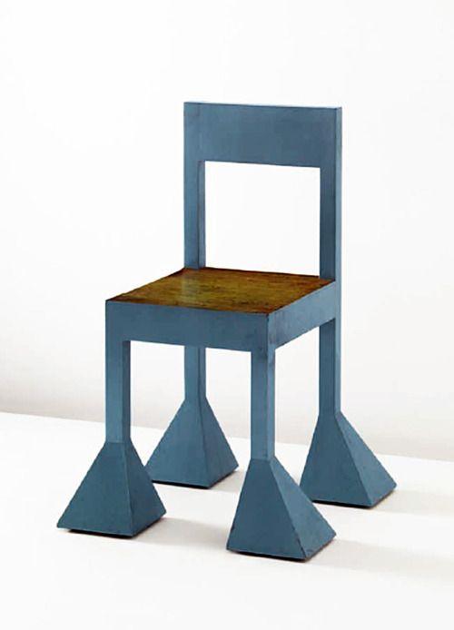 Allessandro Mendini 'Spaziale' chair, c. 1981