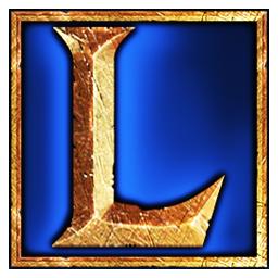 Lol Logo League Of Legends Logo League Of Legends Poster Prints