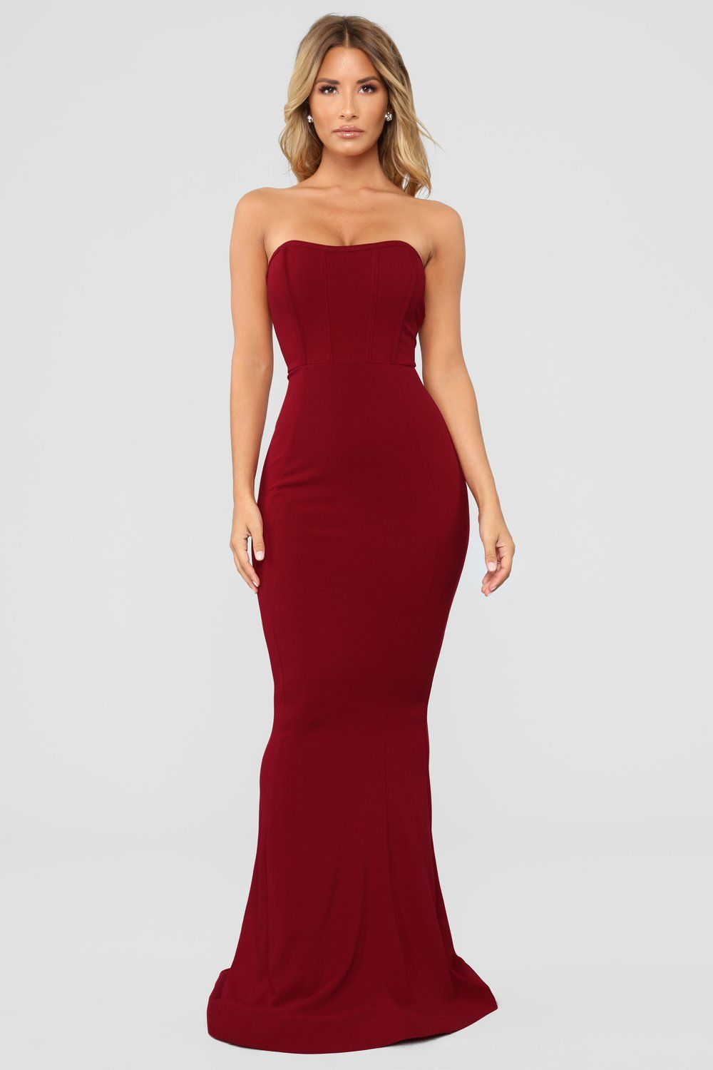5de8d35be38 Save Me A Dance Dress - Dark Red in 2019