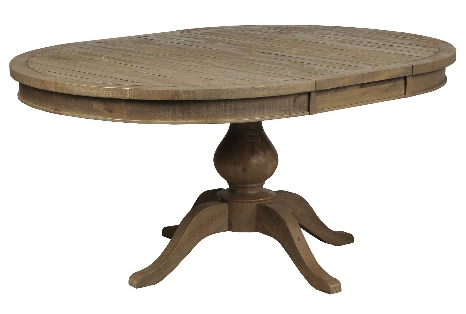 Beckett Round Dining Table 475 48 Diam Closed 68 Open W Extendable Middle Breakfast Nook Table Dining Table Dining Table With Leaf Living Table