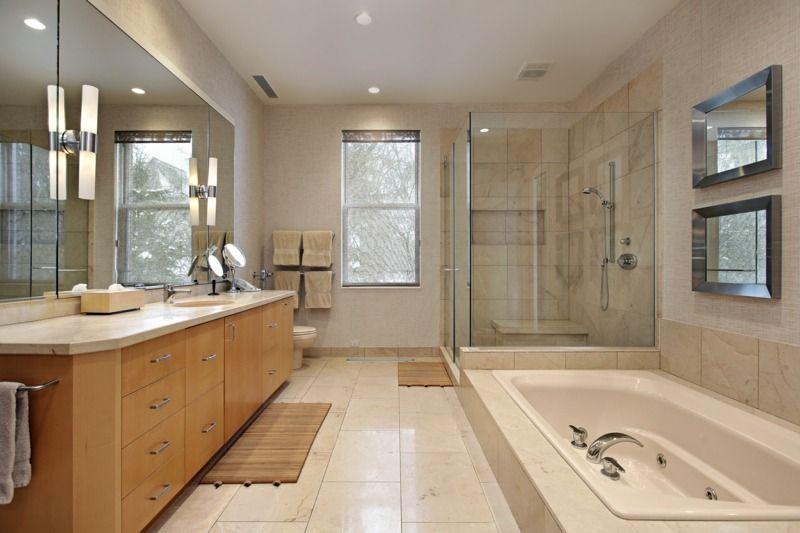 platzsparende badewanne, eingelassen in den boden | badezimmer, Hause ideen