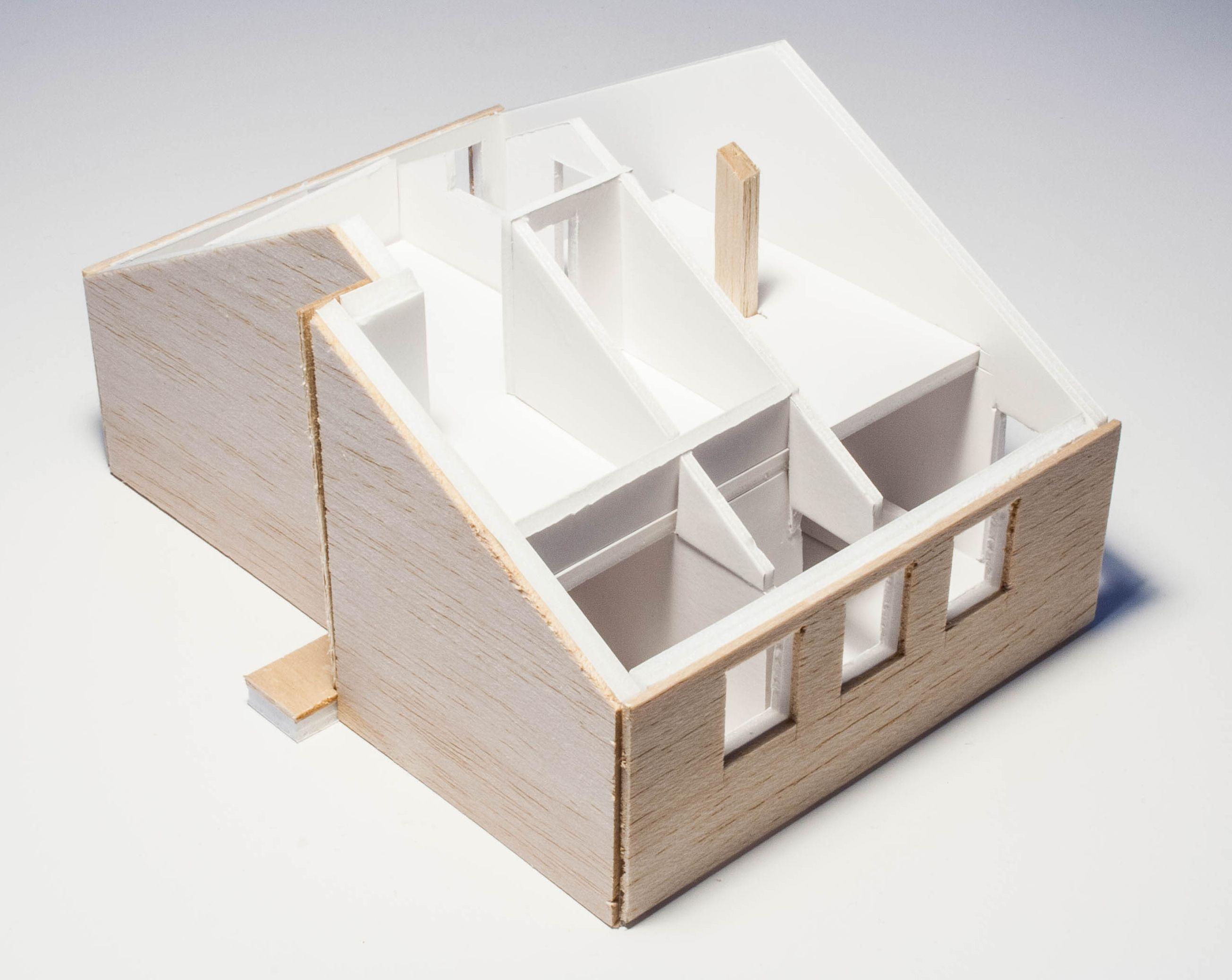 B2 Apartment PLP Atelier Model B2