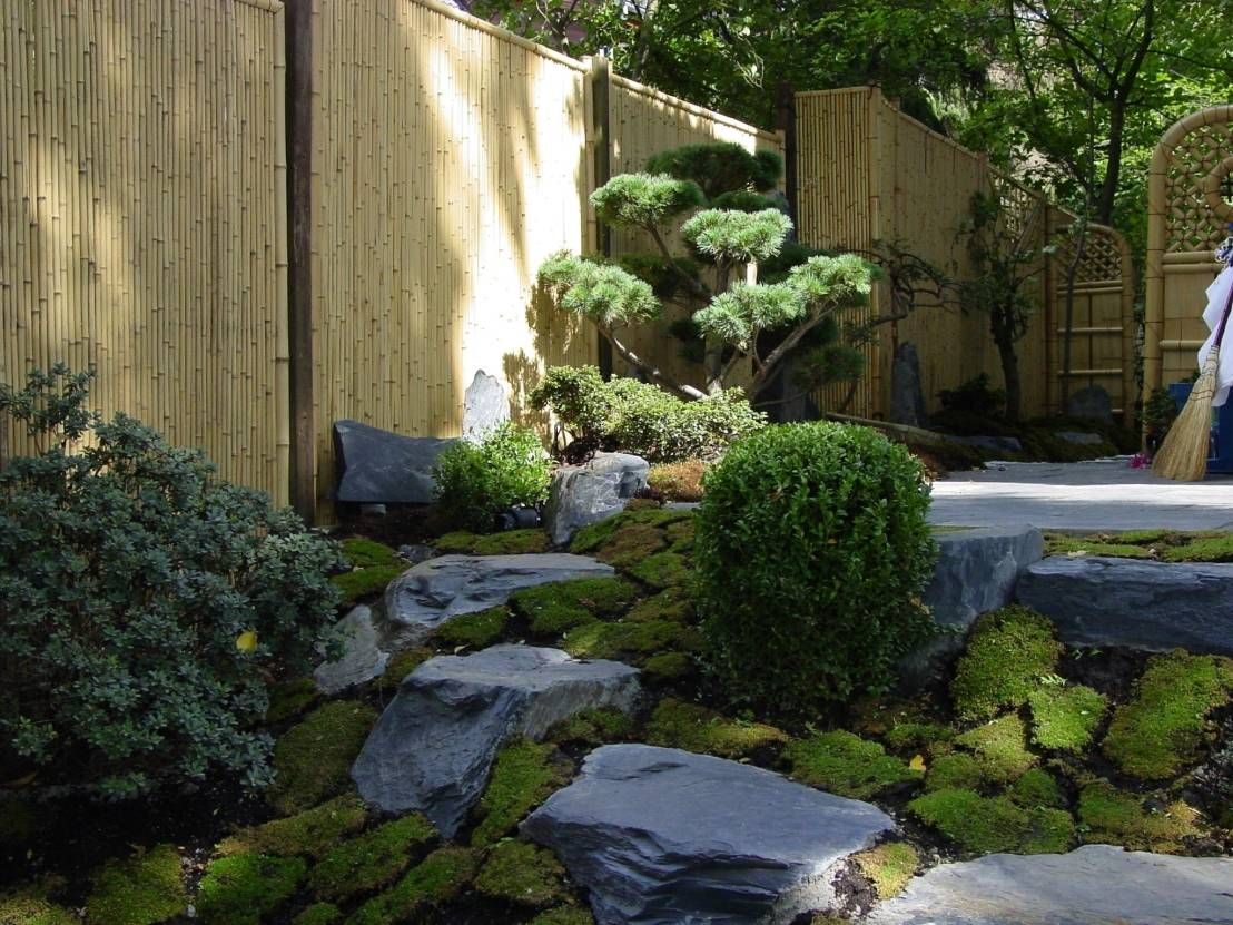 Die Anwendung Japanischer Gartenkunst Bei Der Gestaltung Von